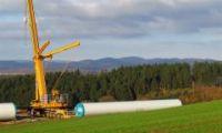 Weiterlesen: Ein Windpark ensteht