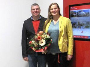Sven Morich und Marianne Pulst