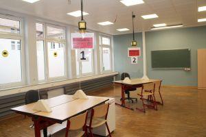 Das Impfzentrum an der OBS Herzberg steht schon seit Dezember bereit. Kürzlich haben dort die Impfungen begonnen