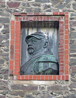 Bismarck-Relief. Foto: Stefan Bellini (Lizenz CC0,public domain)