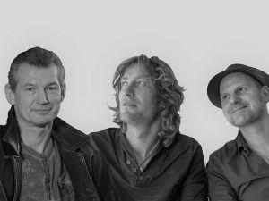 """""""Uwe und die Holländer"""": Die drei Musiker kommen ohne große gemeinsame Proben aus."""