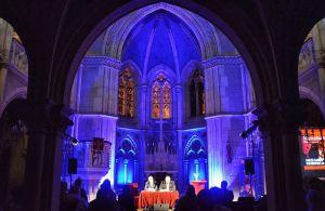 ......wie in der Kirche des Schlosses Wernigerode.