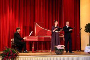 Die rund 100 Besucher erlebten einen wunderbaren Opernnachmittag im Kursaal