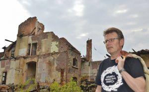 Das Albrechtshaus wurde vom einstigen Sanatorium zum Lost Place.