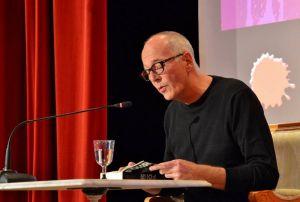 Andreas Föhr war aus München angereist.