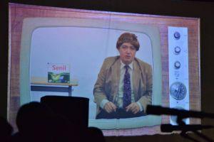 Der Werbespot aus vergangener Zeit - und José Lopez de Vergara als Persil-Mann