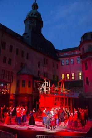 Foto: Tilmann Graner, Schlossfestspiele Sondershausen
