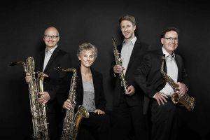 Das PIndakaas Saxophon Quartett gastierte bereits 2015 in Bad Lauterberg - und wurde bejubelt