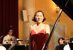 SooJin Anjou begeisterte das Publikum als Beethoven-Interpretin