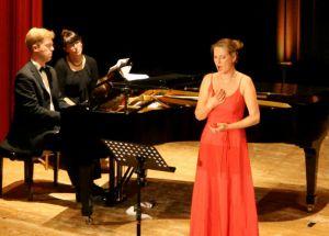 Christiane Heinke solistisch