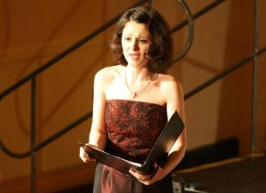 Die großartige Sopranistin Alina Godunov