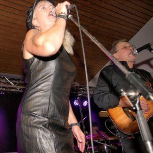 Unchain my Heart: Annette und Wolfgang David mit einer tollen Version des Joe-Cocker-Hits.