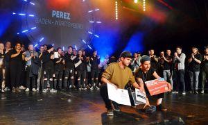 Der Jurypreis ging an Perez.