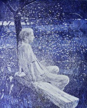 """""""Lichtung"""": Schirin Fatemi lässt einen Dialog zwischen den Figuren und ihrem Umfeld entstehen. Fotos: Privat"""