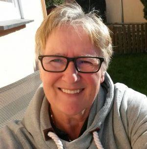 Diesjähriger Ehrengast: Claudia Losch...