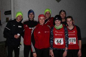 Das Team LG Braunschweig machte die 5 Kilometer unter sich aus