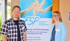 Christoph Isermann und Rieke Heitmüller erläuterten die verschiedenen Aufgabenbereiche.