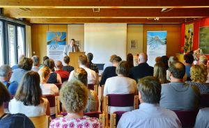 Superintendent Volkmar Keil begrüßte die Gäste.