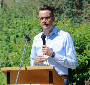 Christian Grascha, parlamentarischer Geschäftsführer der FDP-Fraktion im niedersächsischen Landtag