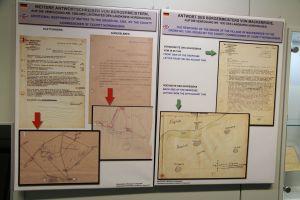 Auszug aus der Ausstellung im Grenzlandmuseum