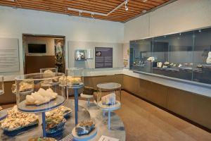 Dank TRAFO kann die Mineraliensammlung der Grube Samson völlig neu präsentiert werden (Foto: diedrehen.de)