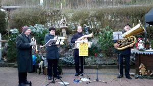 Südharzer Bläser-Quartett.