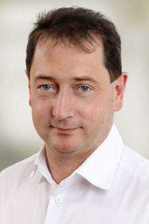 Dietmar Gebhardt, Chefarzt der Allgemein- und Viszeralchirurgie der Helios Klinik Herzberg/Osterode