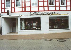 Nach dem Umbau 1993: aus zwei Läden wurde einer gemacht