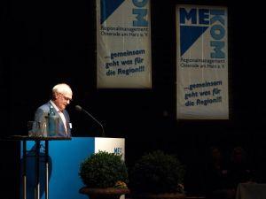 Freund von Netzwerken: Mekom-Vorstandsvorsitzender Rainer Beyer.