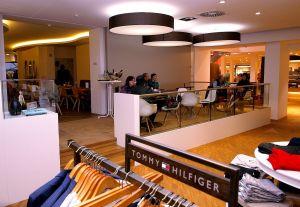Die Pause versüßt das Fashion-Café der Familie Mangold.