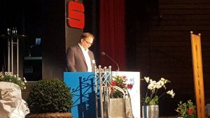Lars Obermann, MEKOM-Vorstandsvorsitzender