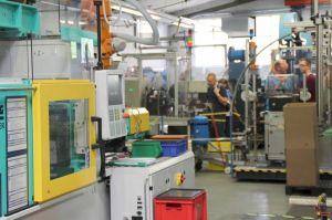 Am Standort Bad Lauterberg wird mit rund 80 Mitarbeitern entwickelt und produziert