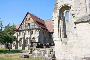 Das Zisterzienserkloster Walkenried: bei einer Fusion gäbe es zwei UNESCO-Welterbestätten in einer Kommune (Foto: Gottfried Hoffmann, Lizenz: CC BY 3.0)