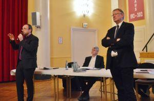 In allen drei Kommunen haben nun die gemeinsamen Infoveranstaltungen stattgefunden; weitere Infoveranstaltungen sind für April geplant