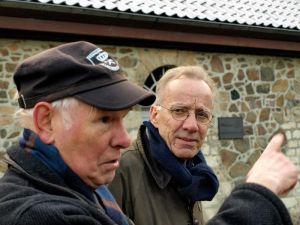 """…das Südharzer Eisenhüttenmuseum und noch mehr vom """"spannenden Gelände"""" gezeigt."""