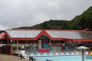 2.000 Quadratmeter  Dachfläche: mit dem Klimasparbrief könnte eine Photovoltaikanlage darauf finanziert werden