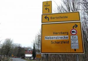 Das wird wohl doch nichts mehr mit dem Lkw-Fahrverbot: Eine ähnliche Regelung, wie sie für Scharzfeld schon seit Jahren gilt, kommt in Barbis und Osterhagen erst einmal nicht.