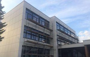 Investition des Landkreises: Brandschutzmaßnahmen an der KGS Bad Lauterberg. Foto: ski