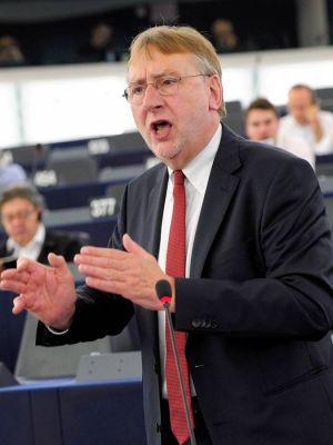 Die EU findet bei uns zuhause statt, sagt Bernd Lange.