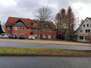 Für die Parkplätze vor dem Ärztehaus muss die Stadt Herzberg Ausgleichsmöglichkeiten schaffen.