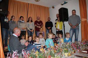 Aufregend war der erste Auftritt der Kinder der Bad Lauterberger Musikschule