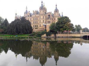 Schweriner Schloss.