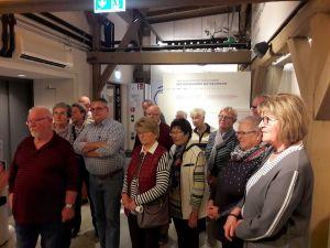 Interessierte Zuhörer im Einbecker PS-Speicher.
