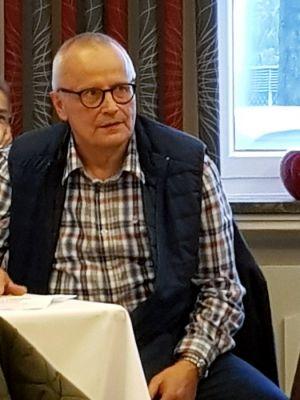 Erich Margenburg ist neues Vorstandsmitglied der Genossenschaft.