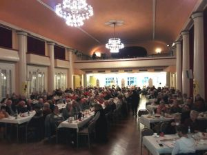 ...für einen vollen Kursaal. (Fotos: Brigitte Helmboldt)