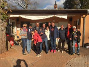 Die Platzabbau-Gruppe