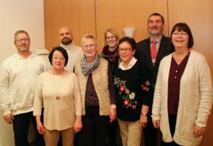 Jörg Klapproth, Marlen Waßmann, Enrico Schneider, Gabi Fricke, Dorothea Engelkind, Ingrid Günther, Uwe Speit, Monika Haase