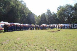 80 Kinder und Jugendliche nahmen am Zeltlager teil