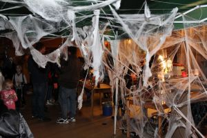 Halloweenparty in Osterhagen