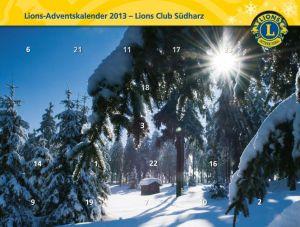 Lions-Adventskalender  2013